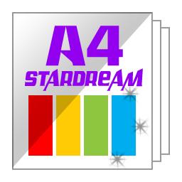 Giấy nhũ Stardream màu